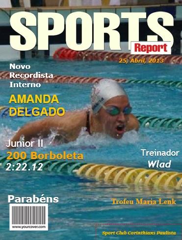 4ML2013 - RECORDE AMANDA