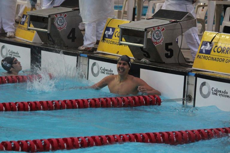 Brandonn Pierry Cruz de Almeida e sua primeira medalha no absoluto